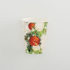Vasos fancy navidad 8 und