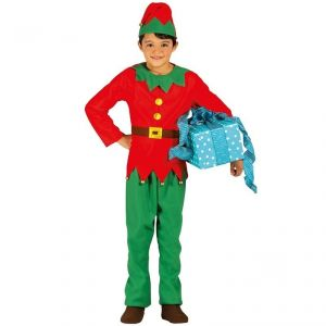 Disfraz elfo navidad