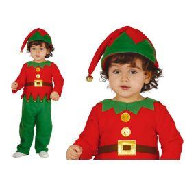 Disfraz elfo 12-24 meses