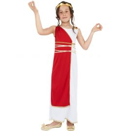 Disfraz griega romana infantil