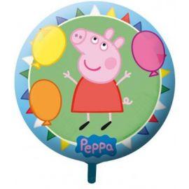 Globo helio peppa pig