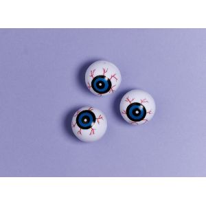 Ojos ping pong pack 10 und