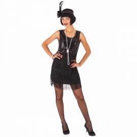 Disfraz charleston negro rubies