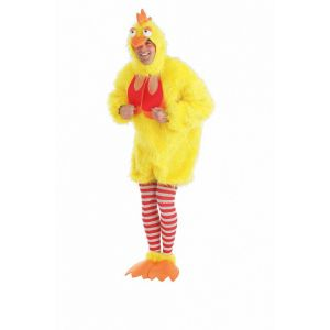 Disfraz pollo deluxe