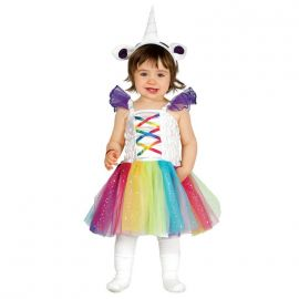 Disfraz bebe unicornio