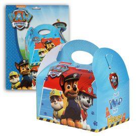 Paquete 4 cajas patrulla canina