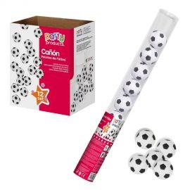 Cañón pelotas fútbol 40cm