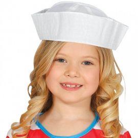 Sombrero marinero infantil