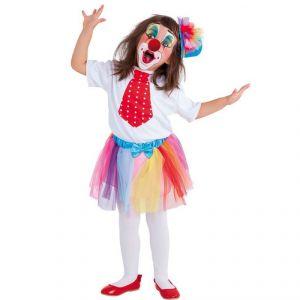Disfraz payasita clowny