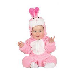 Disfraz bebe conejo baby rosa