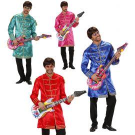 Disfraz cantante colores surt