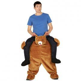 Disfraz oso piernas
