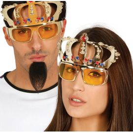 Gafas con corona