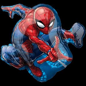 Globo helio spiderman grande