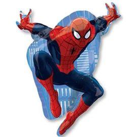 Globo helio spiderman saltando