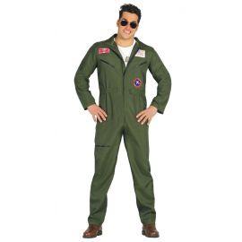 Disfraz piloto de cazas