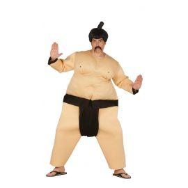Disfraz sumo gordo