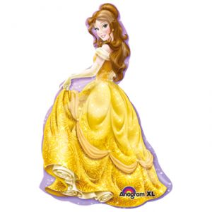 Globo helio princesa Bella