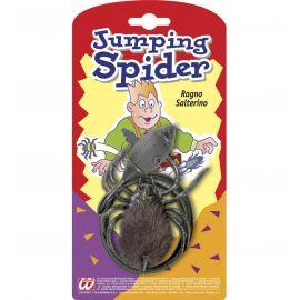 Araña broma saltarina