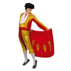 Disfraz torero dorado