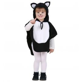 Disfraz poncho gato