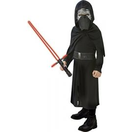 Disfraz kylo ren con espada