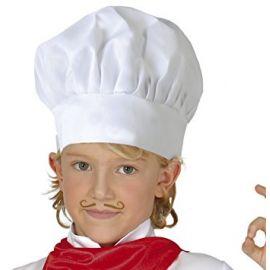 Sombrero cocinero infantil