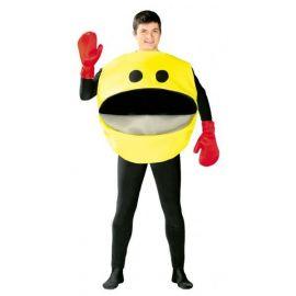 Disfraz comilon amarillo