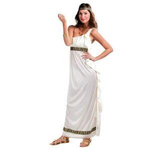 Disfraz diosa del olimpo adulta