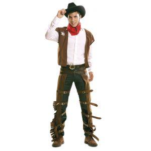 Disfraz vaquero zahones
