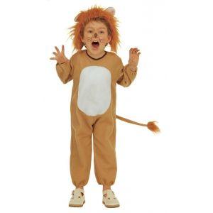 Disfraz león niños de 2 a 4 años
