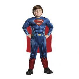 Disfraz Superman músculos caja infantil