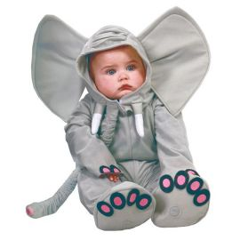 Disfraz bebe elefante 12-24 meses