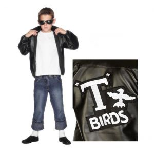 Chaqueta grease t birds infantil