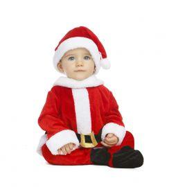 Disfraz bebé Papá Noel 0/6 meses