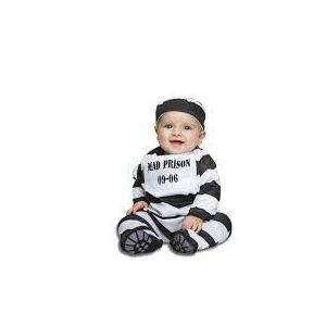 Disfraz bebe preso