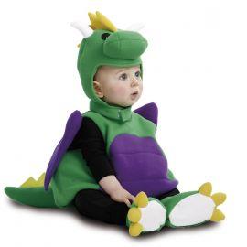 Disfraz bebe dinosaurio