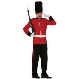 Disfraz soldado ingles adulto