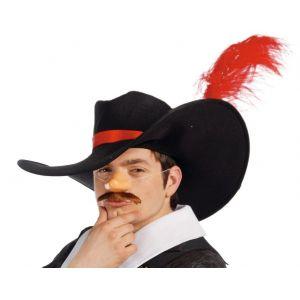 Sombrero espadachin adulto