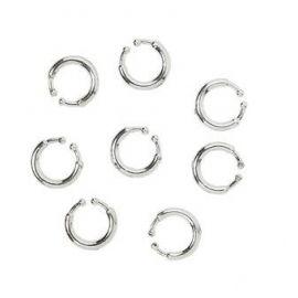 Piercing clip
