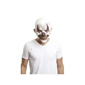 Mascara payaso malvado