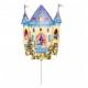 Globo helio mini Castillo Princesas