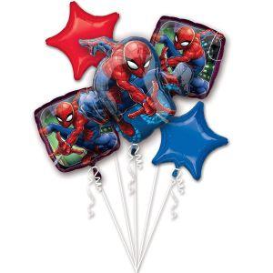 Bouquet Spiderman
