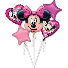 Bouquet globos Minnie