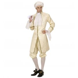 Disfraz casanova blanco