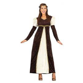 Disfraz princesa medieval gu