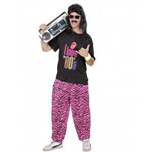 Disfraz chico años 80