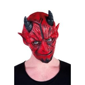 Mascara diablo amoldable