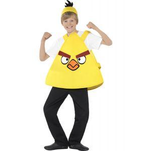 Disfraz angry birds pajaro amarillo infantil