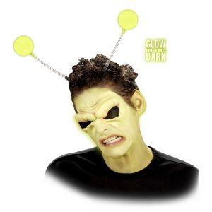 Diadema bolas fluorescentes